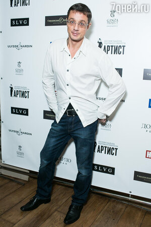 Алексей Макаров на юбилее благотворительного фонда «Артист»