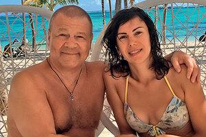 Сергей Селин провел медовый месяц в джунглях