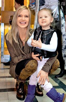 Глюк'оZа и ее дочь Лидия