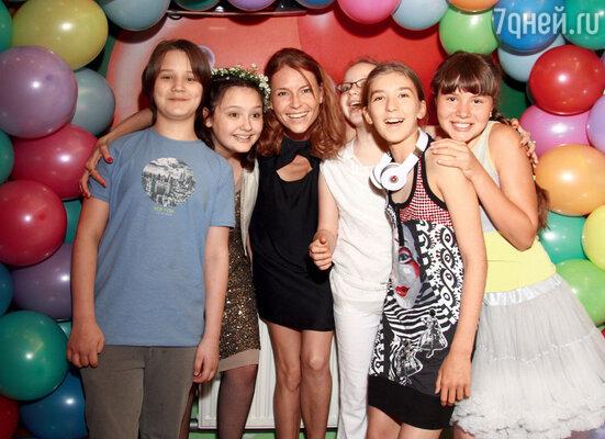 Праздник понравился всем друзьям Маши