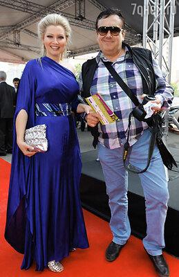Лена Ленина и Стас Садальский