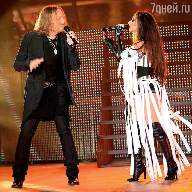 Анна Плетнева и Владимир Пресняков