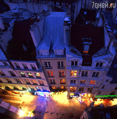 Мишель Сетбун «Пленка закончилась. Париж только начинается»