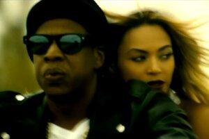 Бейонсе и Jay-Z сыграли Бонни и Клайда