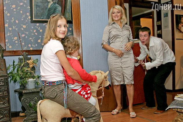 Мария Порошина — мать четверых детей
