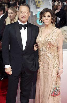 Том Хэнкс: «Ясчастливчик, что встретил такую женщину, как Рита, — вотивесь секрет нашей крепкой семьи»