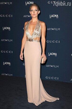Кейт Хадсон в платье от Gucci на гала-вечере LACMA Art + Film Gal