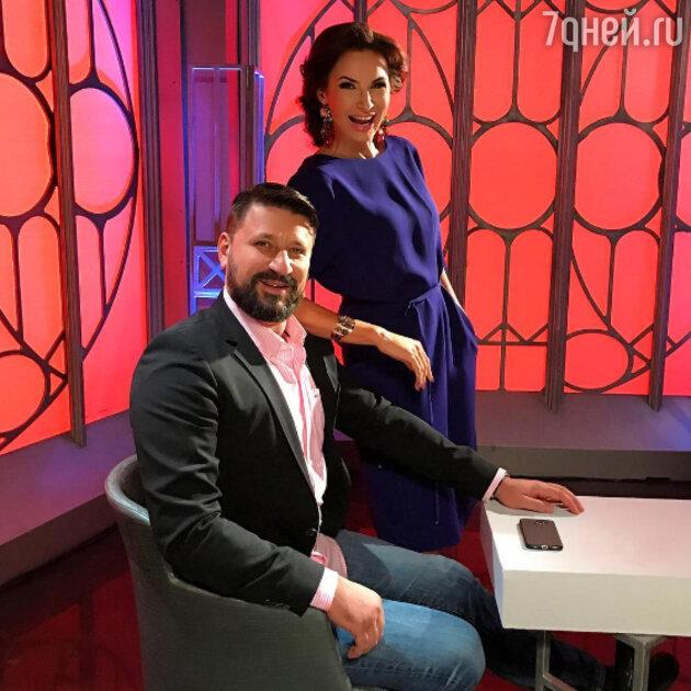 Виктор Логинов и Эвелина Блёданс