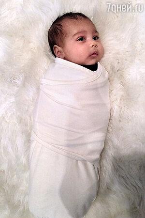 Дочь Ким Кардашьян и Канье уэста Норд Уэст появилась на свет 15 июня 2013 года