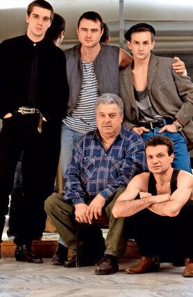 Группа «Лесоповал» и ее отец-основатель Михаил Танич