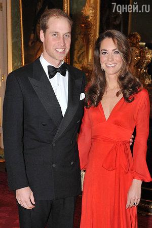 Принц Уильям и Кейт Миддлтон планируют не останавливаться на одном ребенке