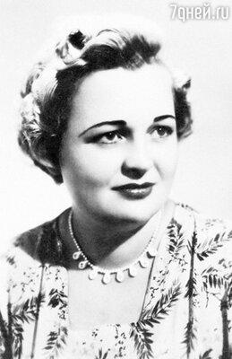 Бабушка Мария Федоровна