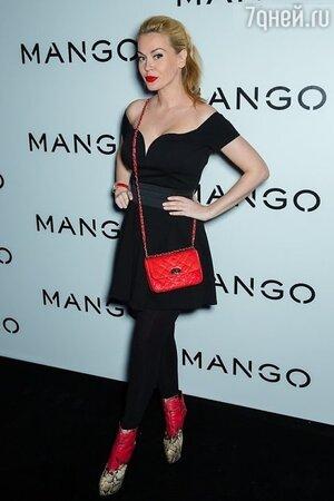 ������� �������� �� ����������� ����� ��������� Mango ������ �����-���� 2014