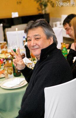 Алимжан Тохтахунов никогда не был моим любовником, просто хороший знакомый