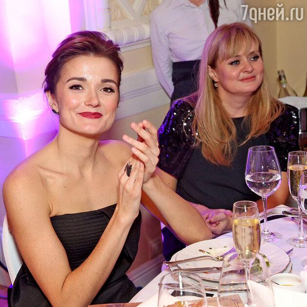 Надежда и Анна Михалковы