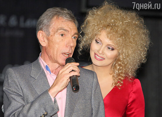 Юрий Николаев и Лена Ленина