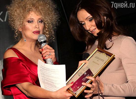 Татьяна Навка и Лена Ленина