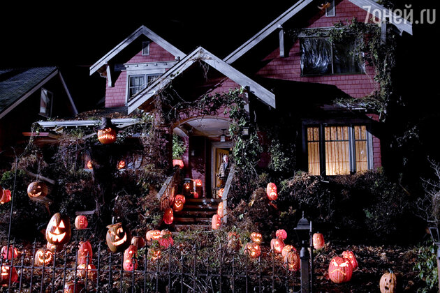 Хэллоуин , тыква
