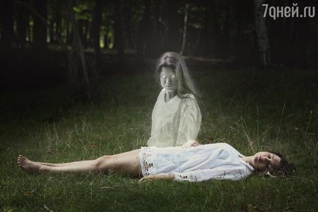 Хэллоуин привидения