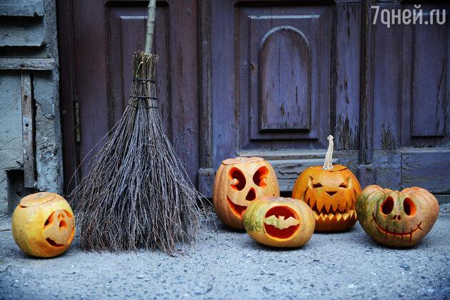 Хэллоуин, «канун Дня Всех Святых»
