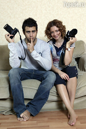 Иван Урагнт и Татьяна Геворкян