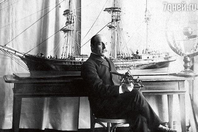 Николай Игнатов — один из первых подводников России