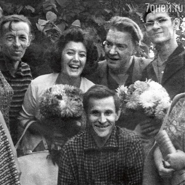 Кюнна Игнатова и Владимир Белокуров