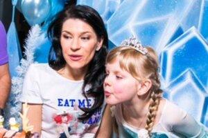 Дочь Екатерины Волковой стала героиней сказки «Холодное сердце»