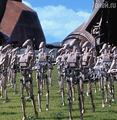 Кадр из фильма «Призрачная угроза»