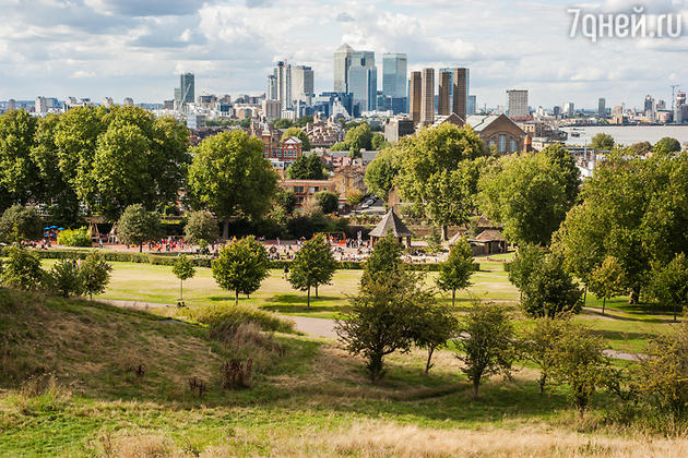 Гринвичский парк, Лондон