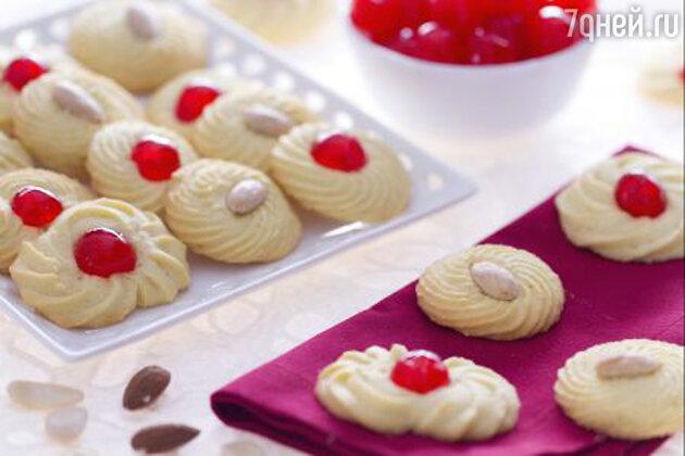 Песочное печенье: рецепт от шеф-повара Мишеля Ломбарди