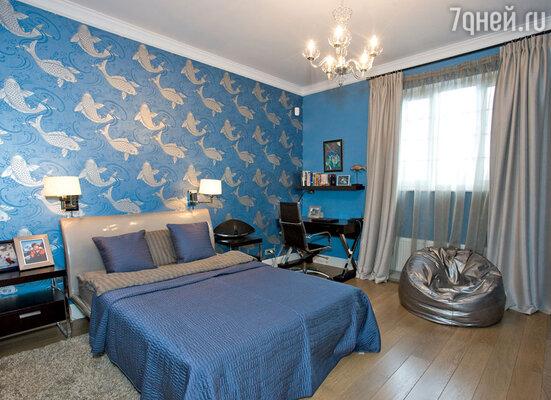 Комната Данилы