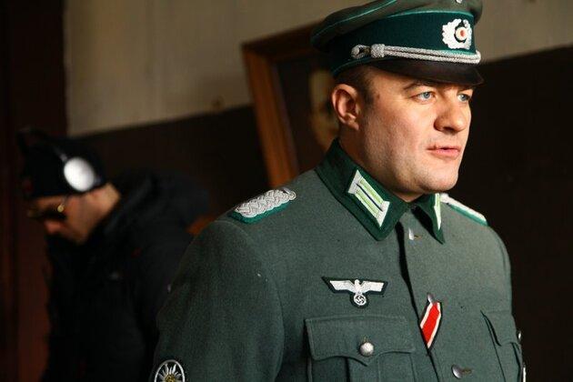 Михаил Пореченков в фильме «Убить Сталина»