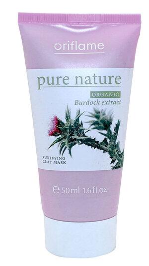 Маска Pure Nature с экстрактом репейника от Oriflame