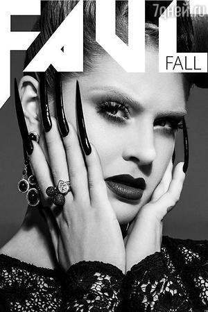 Келли Осборн для Fault magazine