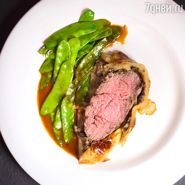 Говядина «Веллингтон»: рецепт от шеф-повара Гордона Рамзи