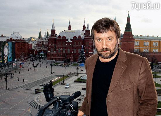 С Евгением Семеновичем мы познакомились на картине «Чаша терпения»