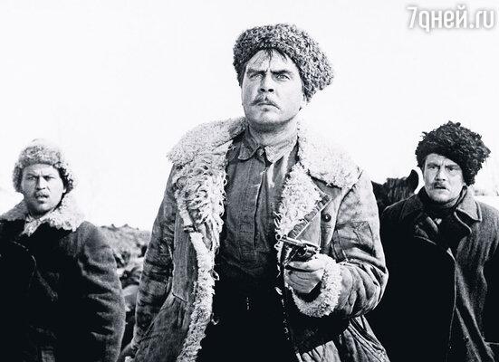 Матвеев в роли  Макара Нагульнова  в «Поднятой целине»