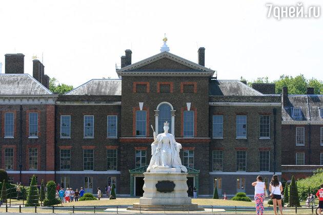 Герцогиня Кембриджская Кэтрин  близка к завершению ремонта в Кенсингтонском дворце
