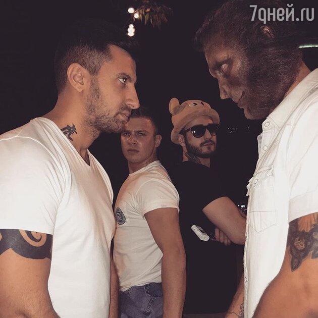 T-KiLLAH и Амиран Сардаров