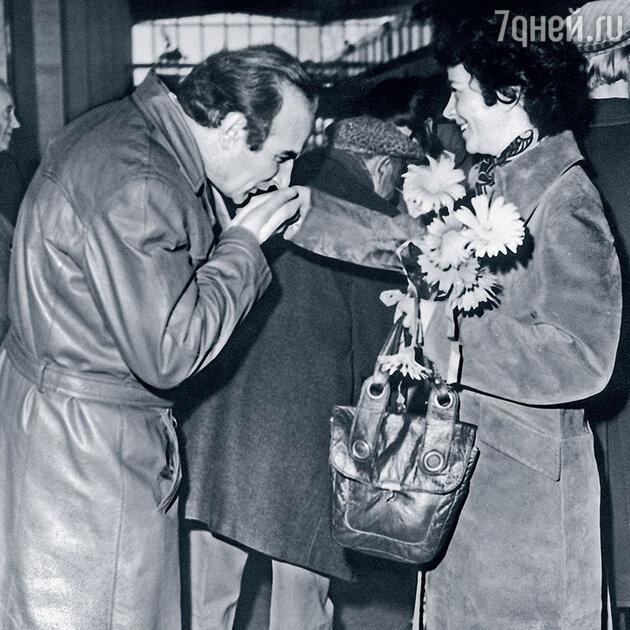 Наталия Готовцева и Валентин Ежов