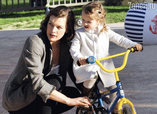 Милла не хочет, чтобы дочь Эвер повторила ее собственную судьбу