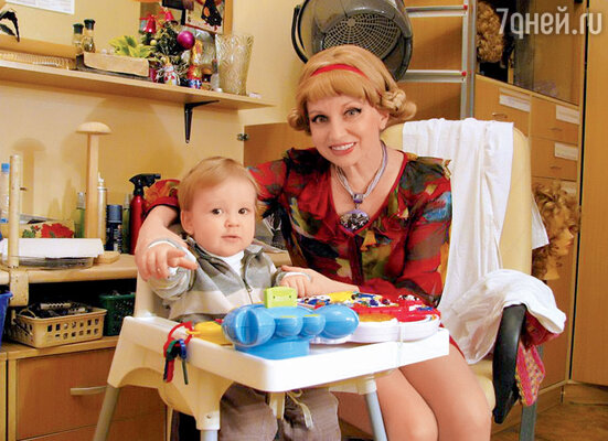 «Внуку Матвею скоро будет три года. Увлекающийся ребенок, творческий, весь вдедушку»