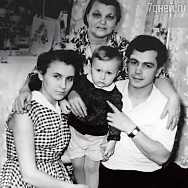 ����� �������� �  ���������� � ��������. �������, 1964 �.