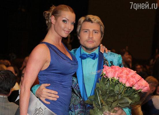Николай Басков и Анастасия Волочкова. 2011 год