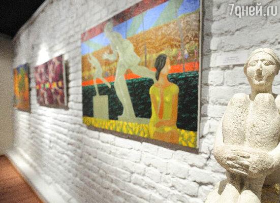 Выставка «Ретроспектива»