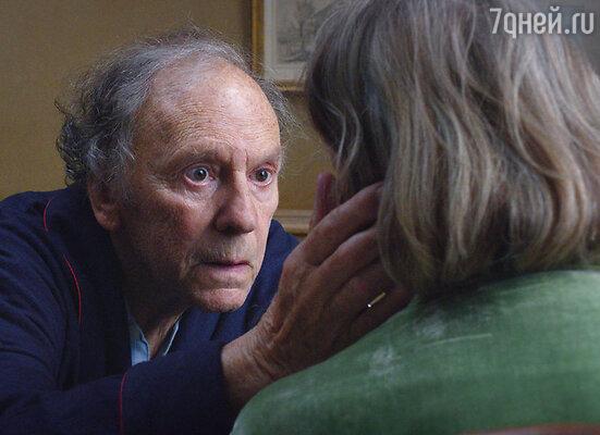 На этой неделе проката «Любви» дождались и российские зрители. Они, наконец, увидят, как встретились на съемочной площадке Жан-Луи Трентиньян (82 года) и Эммануэль Рива (85 лет)