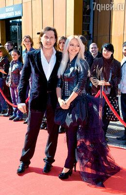 Александр Ревва и его супруга Анжелика