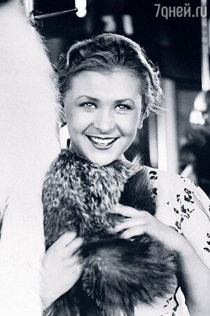 Валентина Серова