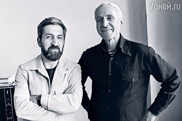 Алексей и Константин Симоновы
